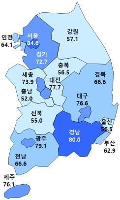 12월 입주경기 전망 '먹구름'…'세입자 미확보' 증가
