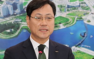 """오영식 코레일 사장 """"사고 책임 통감…자진 사퇴"""""""