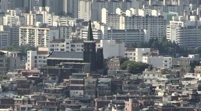 부동산 경매도 '냉랭'…진행건수·낙찰가율 하락