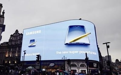 세계 최대 광고주 '삼성전자'…지난해 12조6000억원 세계 첫 1위