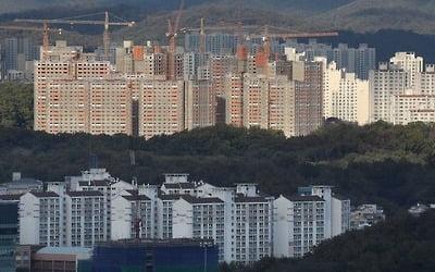 경기도 아파트 매매가격 상승세 11월 주춤
