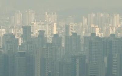 서울 아파트값 5주 연속 하락…전세도 약세 지속