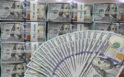 """""""달러 비싸지면 팔자""""…외화예금, 달러약세에 1년만에 최대 증가"""