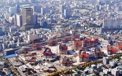 작년 건설업체 7만개 첫 돌파…10년만에 최대 증가