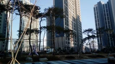작년말 입주 'e편한세상 송도' 전용 84㎡가 4억5000만원