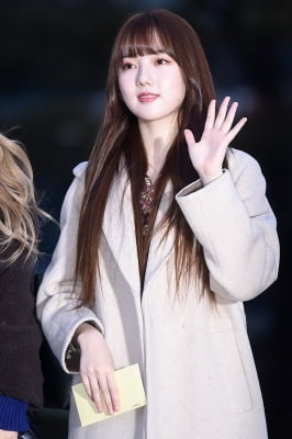 여자친구 예린, '단아한 미모~'