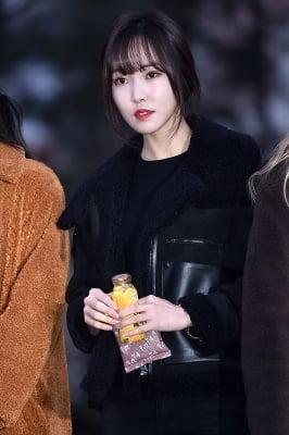 여자친구 유주, '아름다운 미모 뽐내며~'