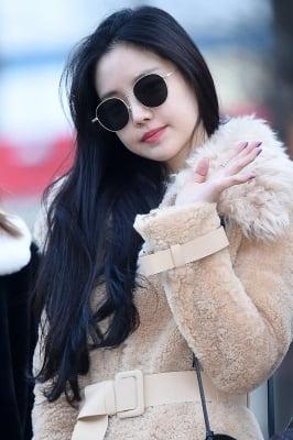 에이핑크 손나은, '돋보이는 깜찍 미모~'