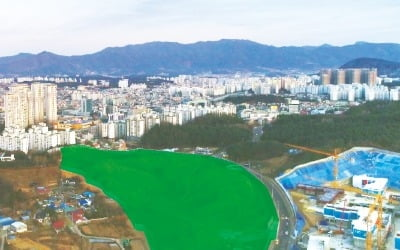 브랜드 각축장 된 '춘천의 강남' 온의지구