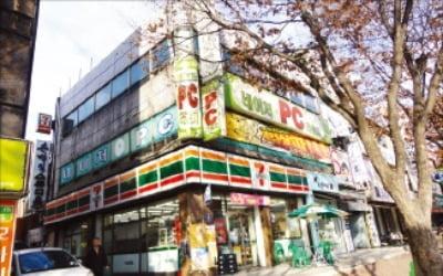 [한경 매물마당] 용인 기흥 더블역세권 꼬마빌딩 등 16건