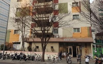 한 때는 연예인 아파트 '50년 역사' 동대문아파트