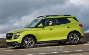 현대차, 초소형 SUV '베뉴'의 기대 효과