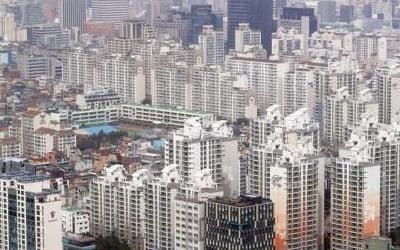 서울 아파트값 5년4개월만 최대 하락…대구도 약세 전환