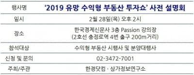 [한경부동산] 상가·오피스텔·오피스 분양업체 모여라
