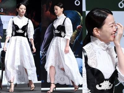 천우희, 1000만원으로 완성한 엣지 있는 패션