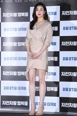 [포토] 강소라, '우월한 비율에 시선강탈~'