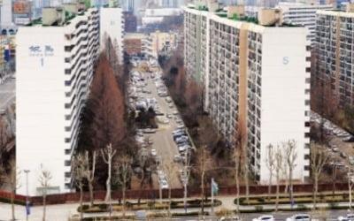 '35층 재건축안' 네 번째 보류…은마 주민 시위 나선다