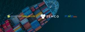 템코, 블록체인 적용 베트남 식품시장 수출 확 늘린다