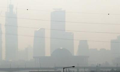 전국 미세먼지 비상저감조치…수도권 '매우 나쁨' 수준