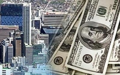 상장주식 보유 외인 자금 95%는 포트폴리오 투자