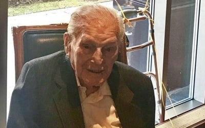 캐나다 최고령 110세 할아버지 별세…규칙적 운동이 장수비결