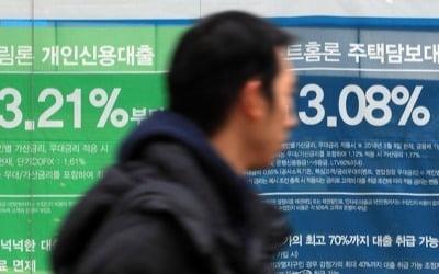 작년말 가계빚 1535조원 '사상 최대'…증가율은 5년만에 최저