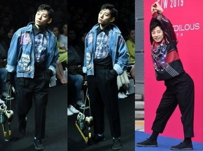 160cm 단신남 중 최고 미남, 곽윤기