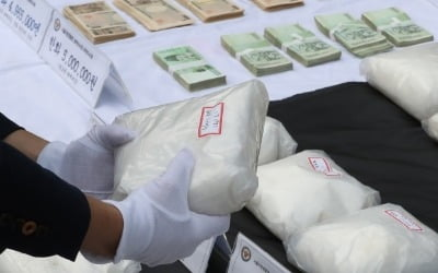 '마약 밀수' 적발 중국인, 판사조차 혀 내두른 꼼수