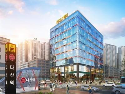 '겨울잠'에 빠진 아파트 시장···'봄바람' 부는 상가 시장