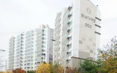 인천 왕길동 '동남디아망' 전용 84㎡ 2.24억 거래