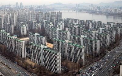 서울 아파트값 9·13 이후 고작 1.7% 하락