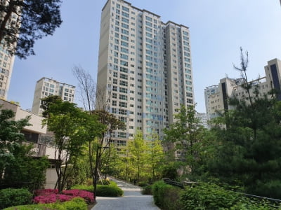 아현동 '대장 아파트' … 전용 84㎡ 매매가 13.5억
