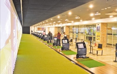 골프존 GDR, LPGA 공식 시뮬레이터로 선정