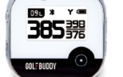 골프존 음성형 거리측정기…'골프버디 에임 V10' 美 출시