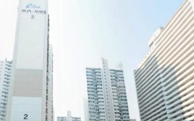 한강 보이는 구의동 '현대프라임' 59㎡ 전세 4억원선