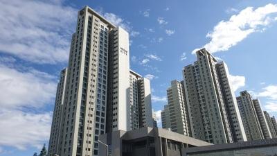 반등세 뚜렷 '헬리오시티' … 84㎡ 고층 15억5000만원에 매매