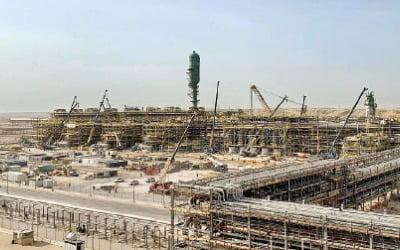 현대건설, 사우디 27억달러 초대형 플랜트 공사 수주