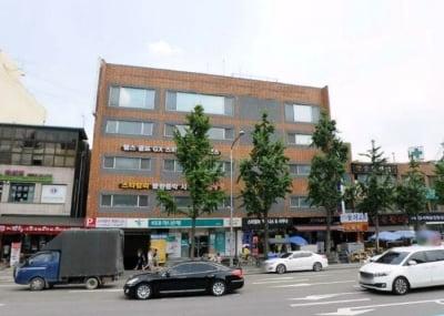 파산위기 명지학원, 홍제동 소유 빌딩 결국 경매행