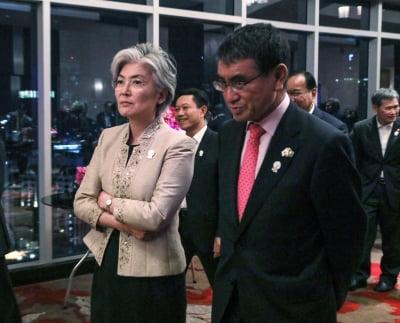 한중일 외교장관 오늘 베이징 회동…한일 갈등완화 시도 '주목'