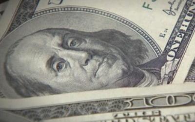 금통위 앞두고 관망…원/달러 환율 약보합 출발
