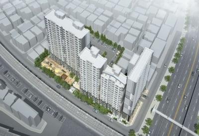 라온건설, 서울 중랑구 세광하니타운 가로주택정비사업 수주