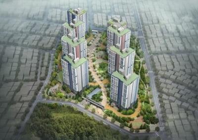 포스코건설, 수원 '광교산 더샵 퍼스트파크' 내달 분양