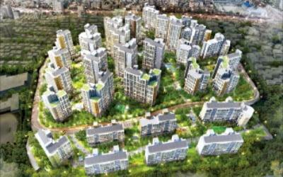 상한제 앞두고…새 아파트 청약 경쟁 '후끈'