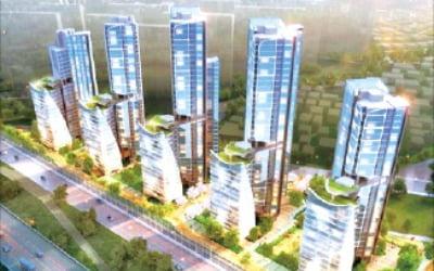 '용산 산호' 최고 35층 재건축…공공임대 40가구
