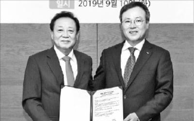 SK(주), 교직원공제회와 공동투자 협약