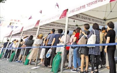 서울 당첨가점 '껑충'…더 좁아진 내집 마련