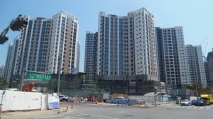 이달 전국 아파트 2만5022가구 입주…고덕 그라시움, 전세 5.5억 형성
