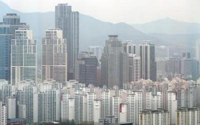 서울 아파트값 10주째 올라…전국 전셋값은 2년9개월 만에 보합