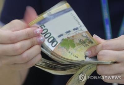 """강원 추석 전 화폐 발행 감소…""""현금 수요 감소 등 영향"""""""