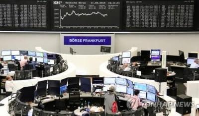 [유럽증시] 중동 긴장 속 FOMC 주시하며 혼조세